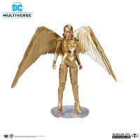 DC Multiverse Wave 02: Wonder Woman in Winged Gold Armour (WW1984 Movie) - Action Figure
